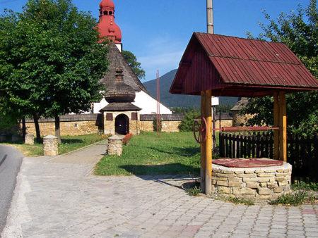 639px-Liptovské_Matiašovce,_Church